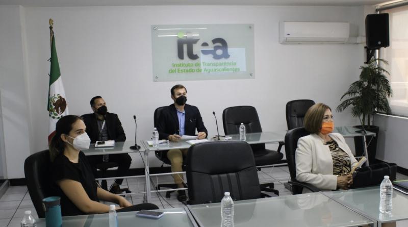 Mesa de trabajo con Universidades Tecnológicas del Estado de Aguascalientes
